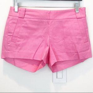 J Crew   Hot Pink Shorts